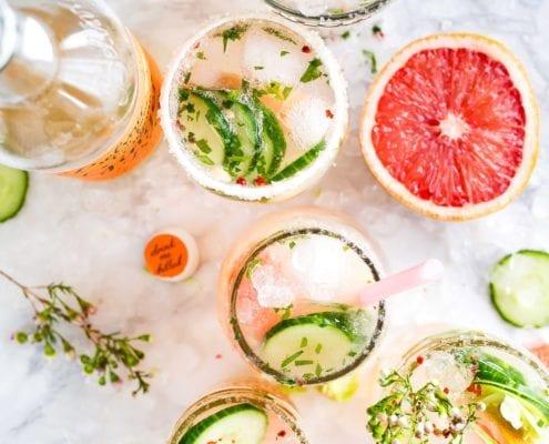 easy summer cocktails