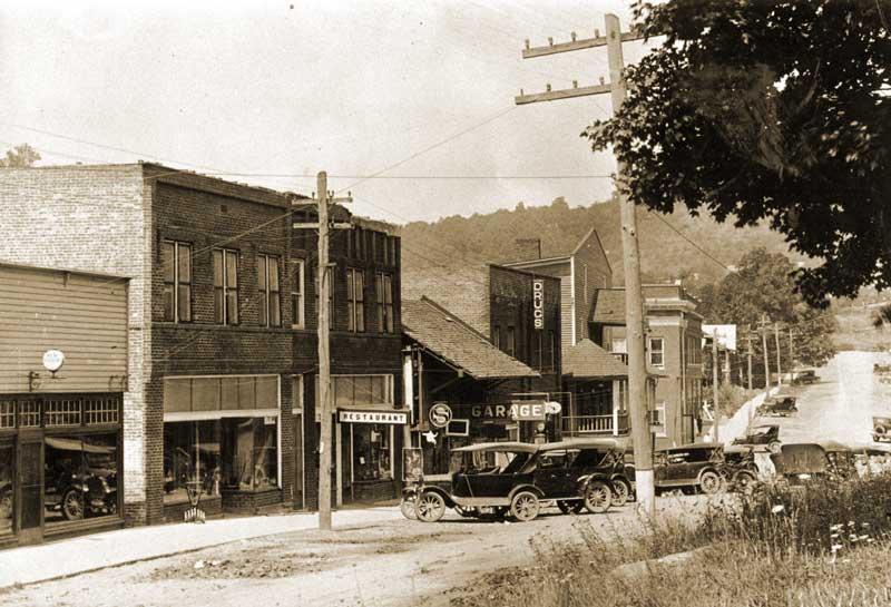 History of the Horton Hotel