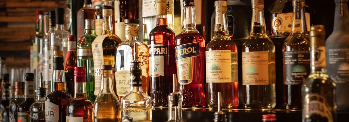 North Carolina liquors