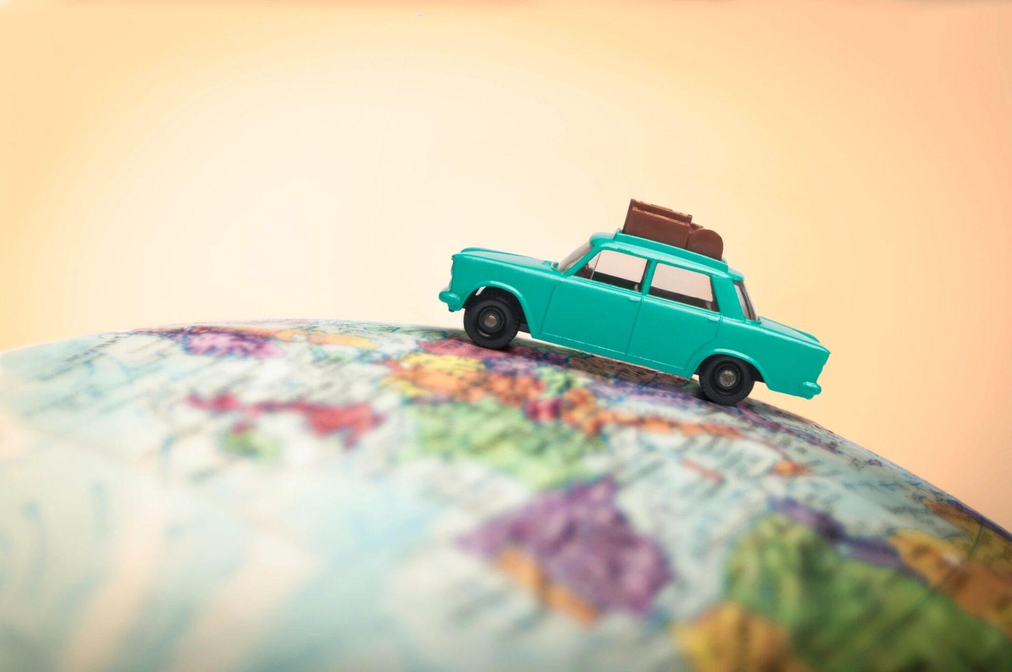 Plan a future road trip
